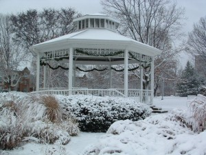 goodale park winter
